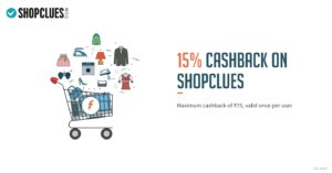 Shopclues- Get flat 15% cashback up to Rs 75 on Transaction via Freecharge (Buy Gift Cards) https://t.co/tQzbBabA1f https://t.co/QEFoRHIDa4