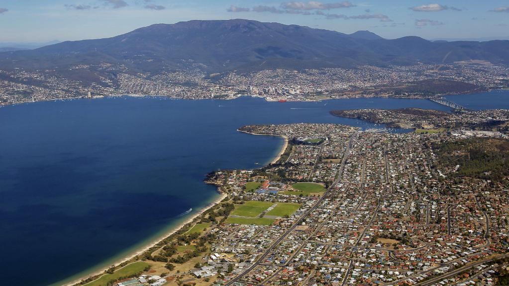 Hobart leads national home value growth for fifth month in a row - realestate.com.au