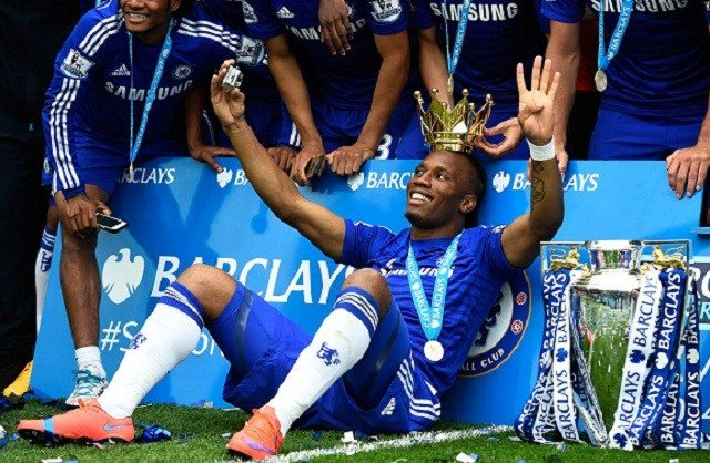 Drogba looks to future as stellar career winds down