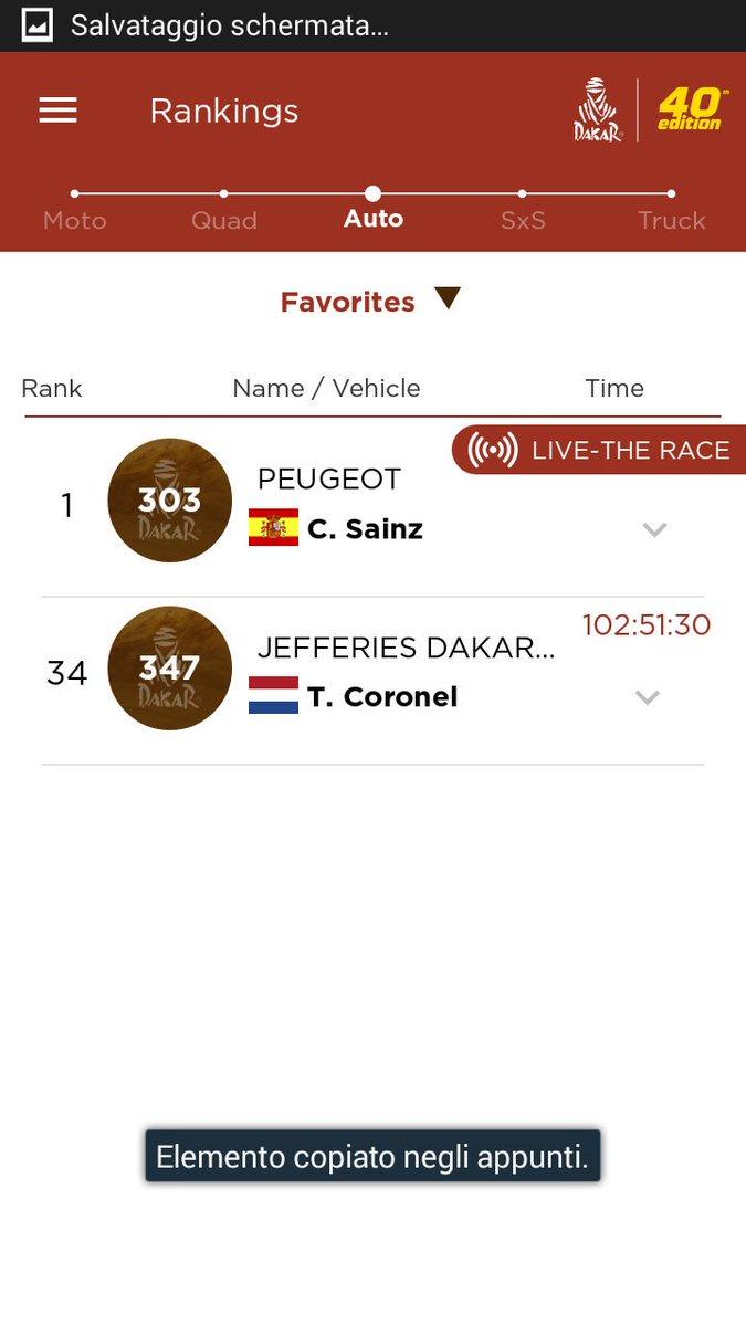 #Dakar
