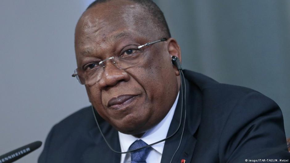 Fin de la visite de François Louncény Fall au Tchad