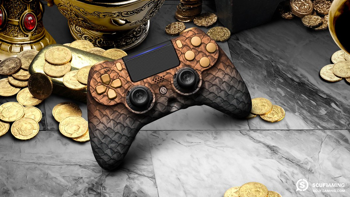 RT @ScufGaming: Bring home the prize with the SCUF IMPACT Gold Dragon🥇  https://t.co/YAPtI146j9 https://t.co/xzNbg3TvzW