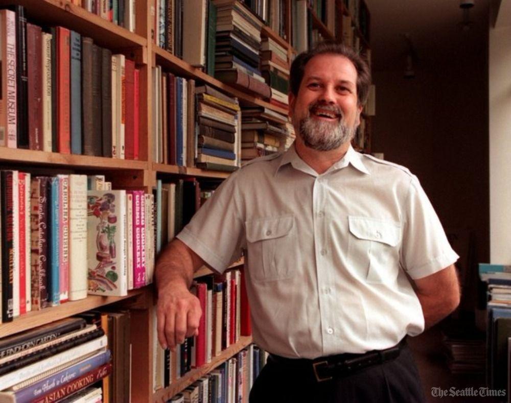 Remembering beloved Seattle book dealer Louis Collins