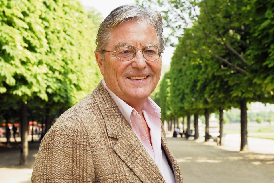 Peter Mayle dead at 78 – British author who wrote 'A Year in Provence' passes away at hospital near his home in France