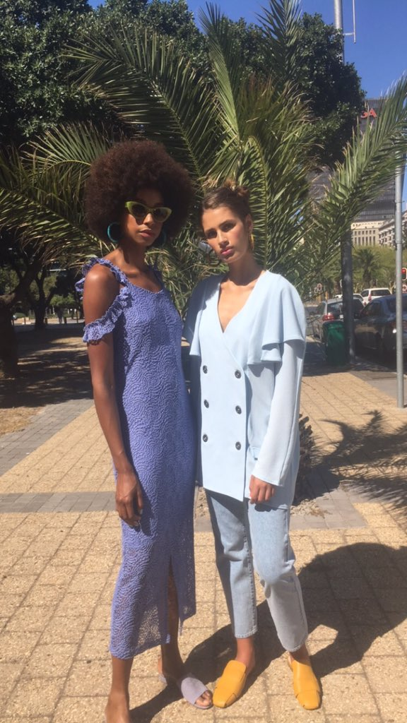test Twitter Media - We're having so much fun in Cape Town shooting our SS18 collection which will be available in sizes 8-28. We can't wait for you to see it. For now, have a look at this... https://t.co/aaR8zweMHG