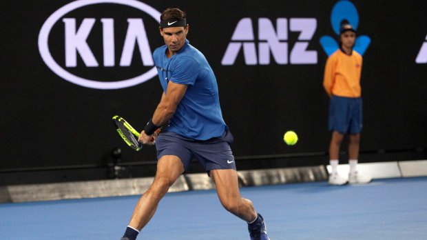 Nadal advances to 4th round at Australian Open