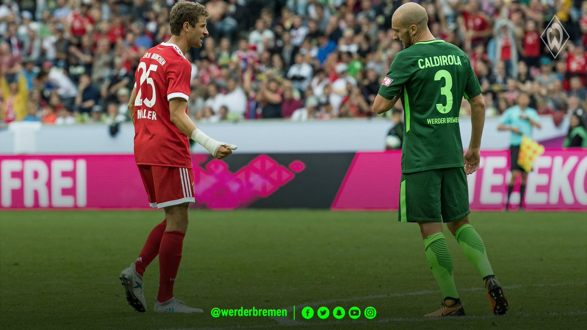 "💬 Baumann about @caldiluca3: ""There have been rumours about his departure since the end of November, but Luca is still here and a very important part of this team."" #werder #fcbsvw https://t.co/BEf6FrgYIz"