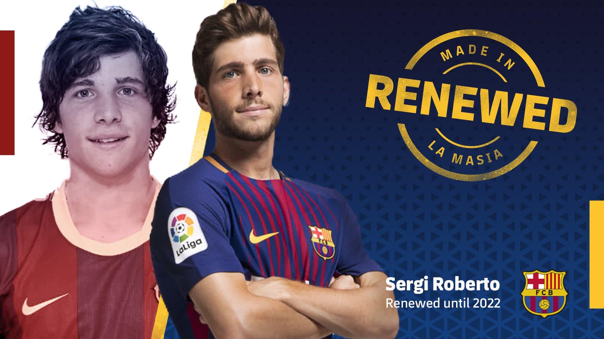���� #SergiRoberto2022 The dream never dies... https://t.co/CX25x5xwWy
