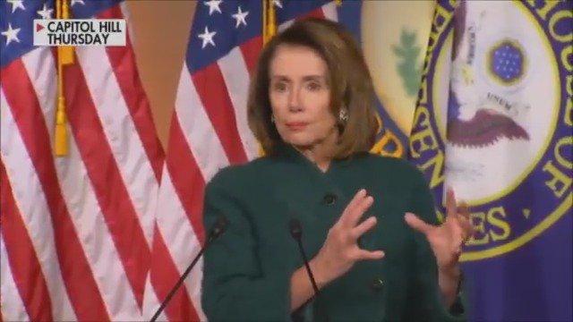 """Bowl of doggy doo?"" This is how Rep. Nancy Pelosi describes GOP's spending bill… https://t.co/Yum6fLAMLY"