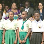 First Lady Launches Project To Generate Girls' Interest In ICT