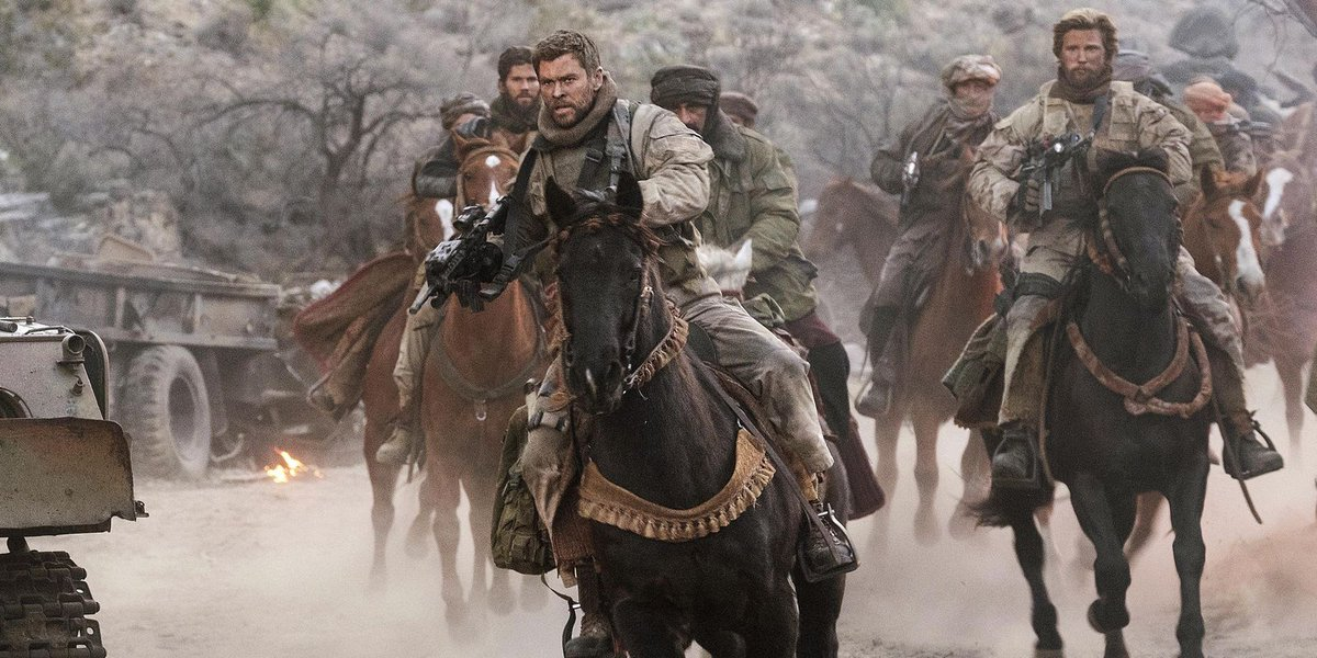 Review: Hero story is undercooked in '12 Strong'