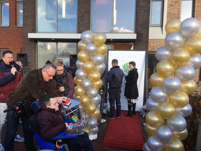 Feestelijke opening nieuwbouw op Het Westerhonk https://t.co/pHZUOLHCwZ https://t.co/H7Eq4NvU9l
