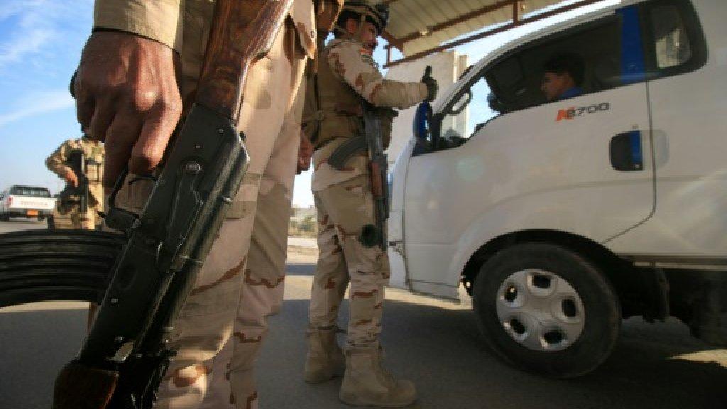 Tribal feuds spread fear in Iraq's Basra
