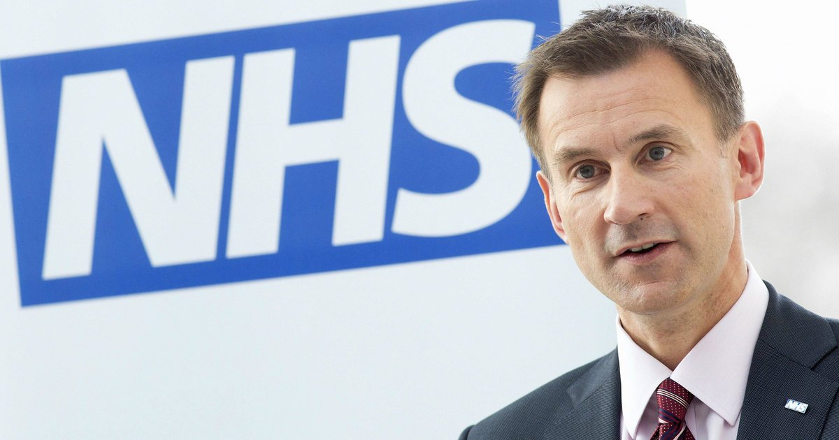 Jeremy Hunt blasted for 'dim' tweet revealing NHS staff shortages https://t.co/93zkM1963Y https://t.co/T8jRyxPQmd