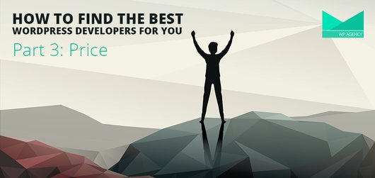 How to find the best WordPress developers for you: Part 3 – Price https://t.co/uFDAzIae6V #WordPress #Outsourcing https://t.co/JAdG1IqTH3