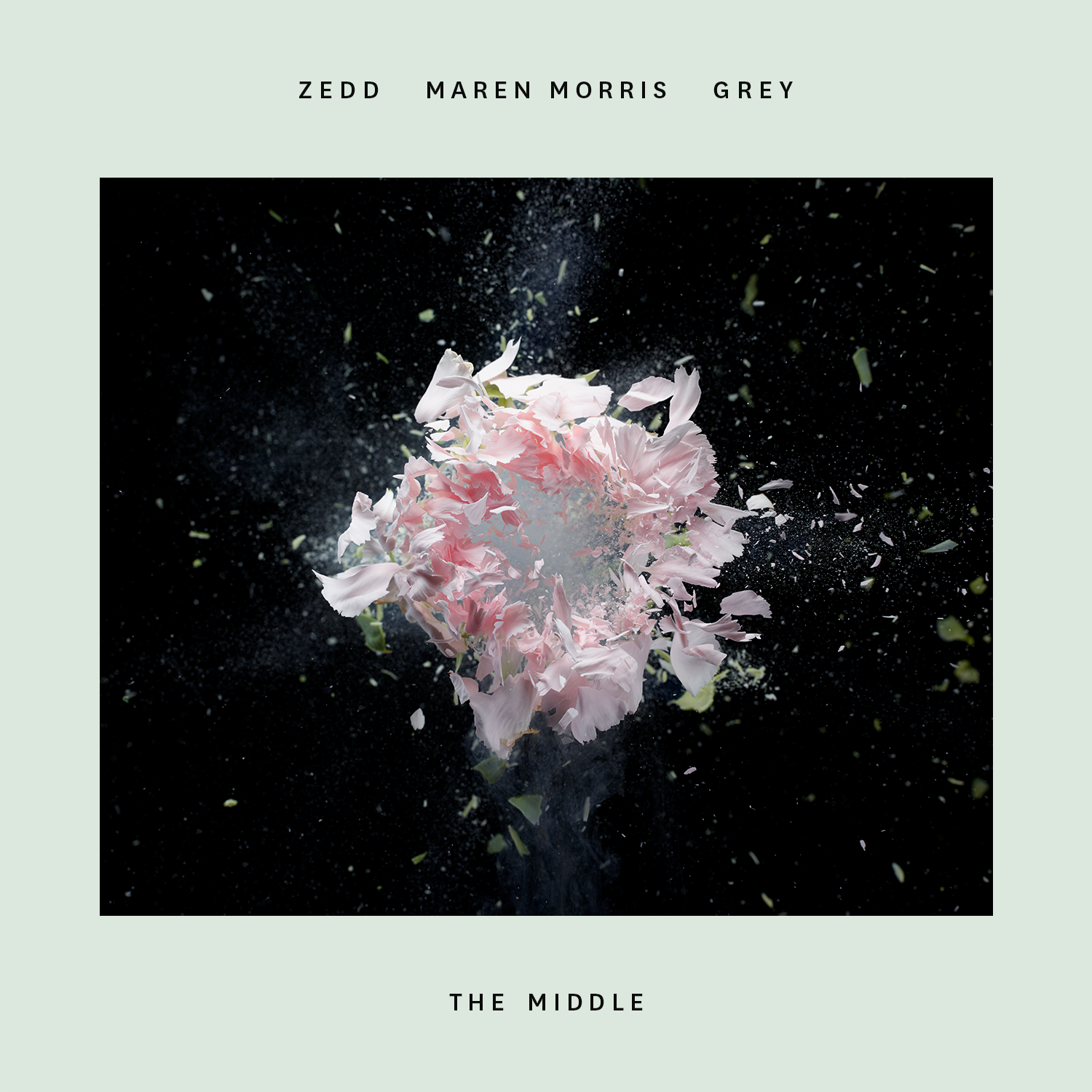 """""""THE MIDDLE"""" W/ @MARENMORRIS & @GREYMUSIC - OUT JANUARY 23!  PRE-SAVE HERE: https://t.co/7tbiVcSPXU https://t.co/xfYuB04G9y"""