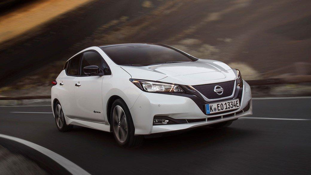 Nissan Leaf (2018) review: v2.0 EV has wider appeal