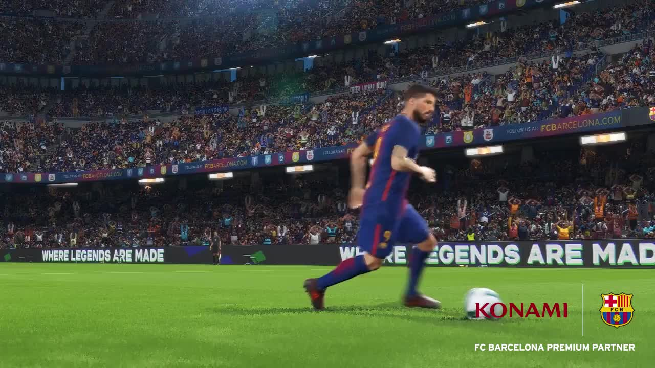 �� @LuisSuarez9 & @Phil_Coutinho �� Together again in @officialpes! ��  https://t.co/OFwa9YCbj6 #PES2018 #FCB https://t.co/rY6iw7vhiD