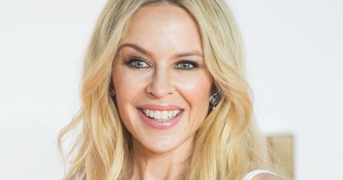 Hear Kylie Minogue's euphoric new song 'Dancing' off new LP 'Golden' https://t.co/wkKdBWw8hB https://t.co/ntQRRKqmkh