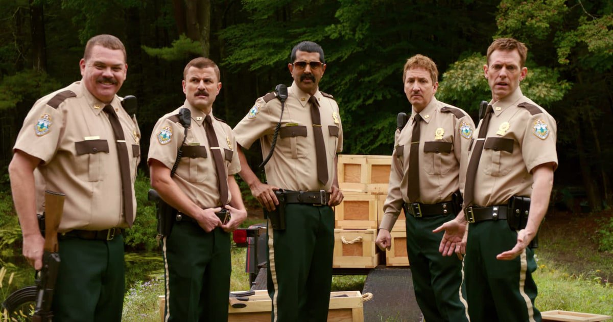 See the wacky new trailer for #SuperTroopers2 https://t.co/4Ld5fiU7wH https://t.co/tqxfTh7LkR
