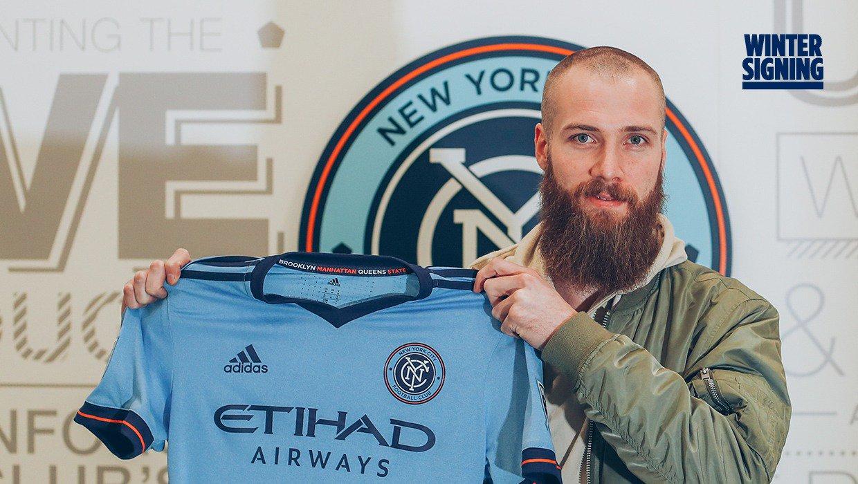 Jo Inge Berget → @NYCFC   #Transfers #MLS https://t.co/ZIkFF9J2v9