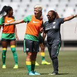 Banyana start 'non-negotiable' path to World Cup against Sweden