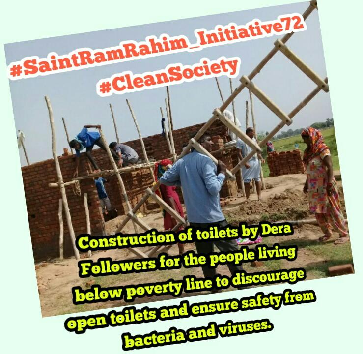 #SaintRamRahim_Initiative72