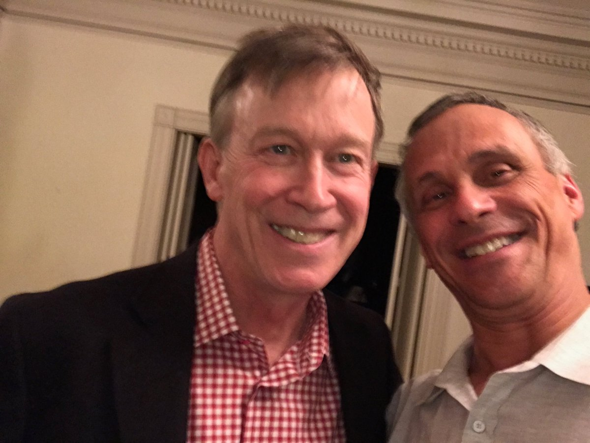 test Twitter Media - Happy visit to Denver for a meeting with my favorite governor @wesleyan_u alum @hickforco https://t.co/45KeouW1tj