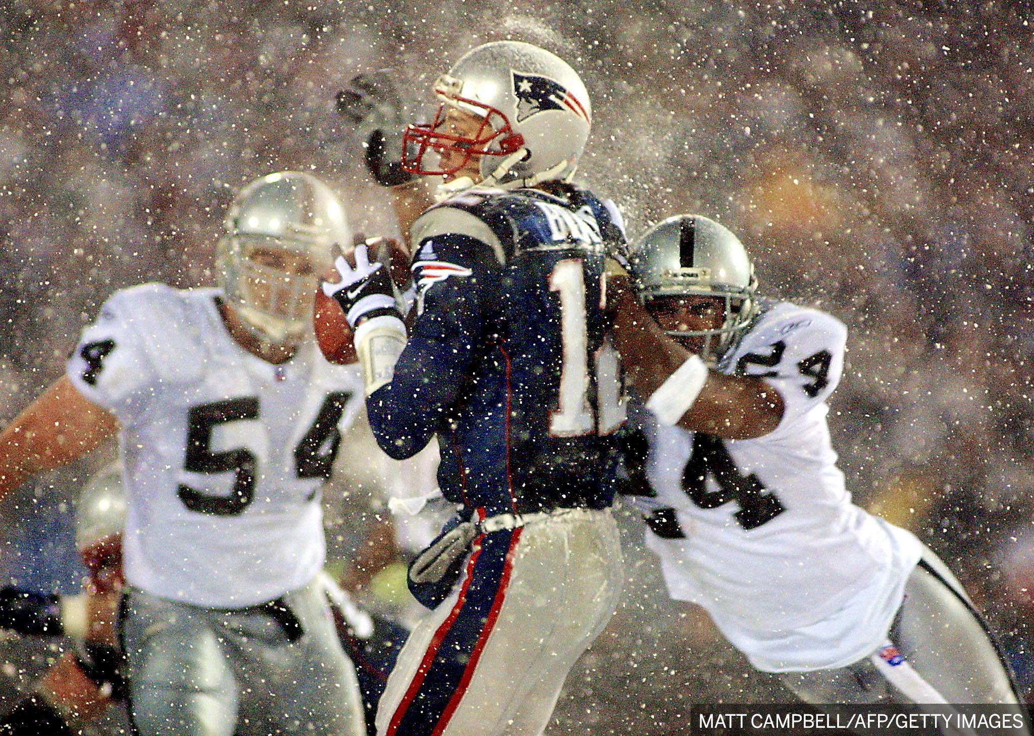On this date in 2002, the world learned what the Tuck Rule was. https://t.co/3RteO1yjht