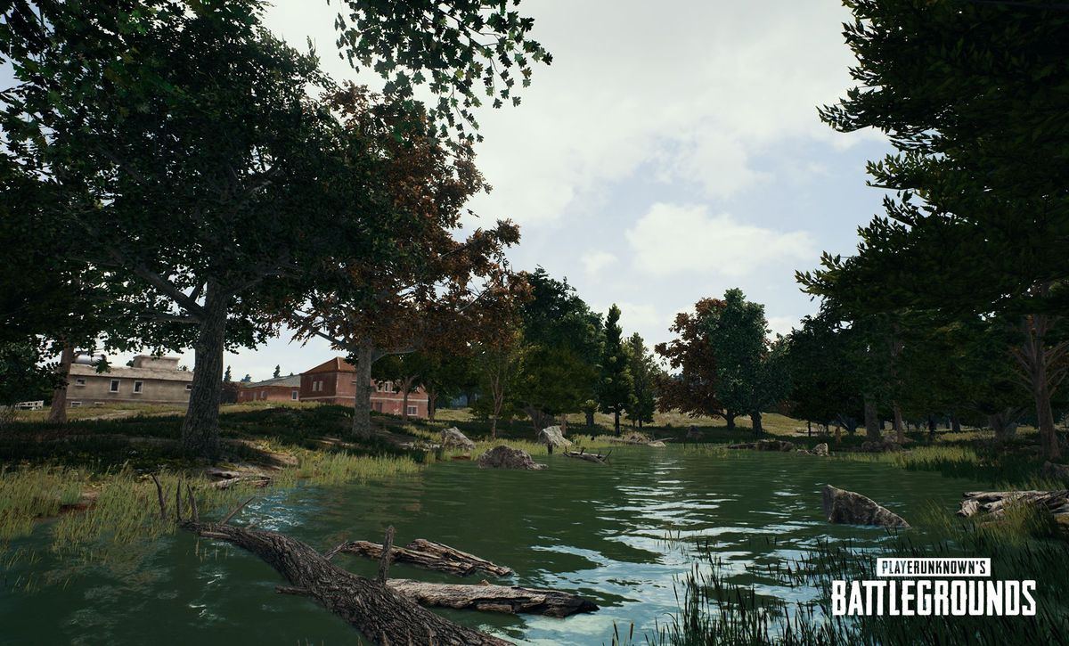 ICYMI: Changes to PUBG's blue zone are now lilve on the game's test servers:  https://t.co/cAGjAIeWnR https://t.co/b8P8W0mMig