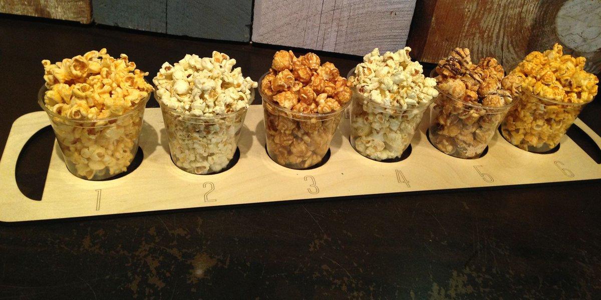 Gourmet ways to celebrate #NationalPopcornDay