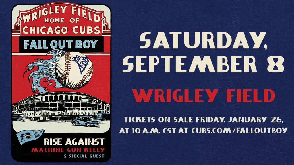 Dance, dance at #WrigleyField. https://t.co/td5KGTiRbi https://t.co/YZHWLLl6UR
