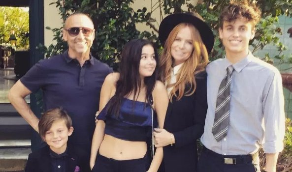 EastEnders legend Patsy Palmer's kids are all famous in America
