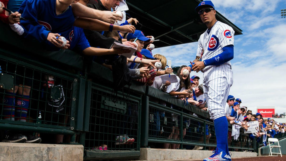 Cubs Announce Spring Training Broadcast Schedule https://t.co/Yi81V1WrKM https://t.co/R7l1g5E2JI