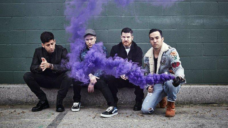 Fall Out Boy turn meltdowns into jock jams on 'Mania.' Read our review https://t.co/mqy9z9bY4q https://t.co/oAuwspT27n