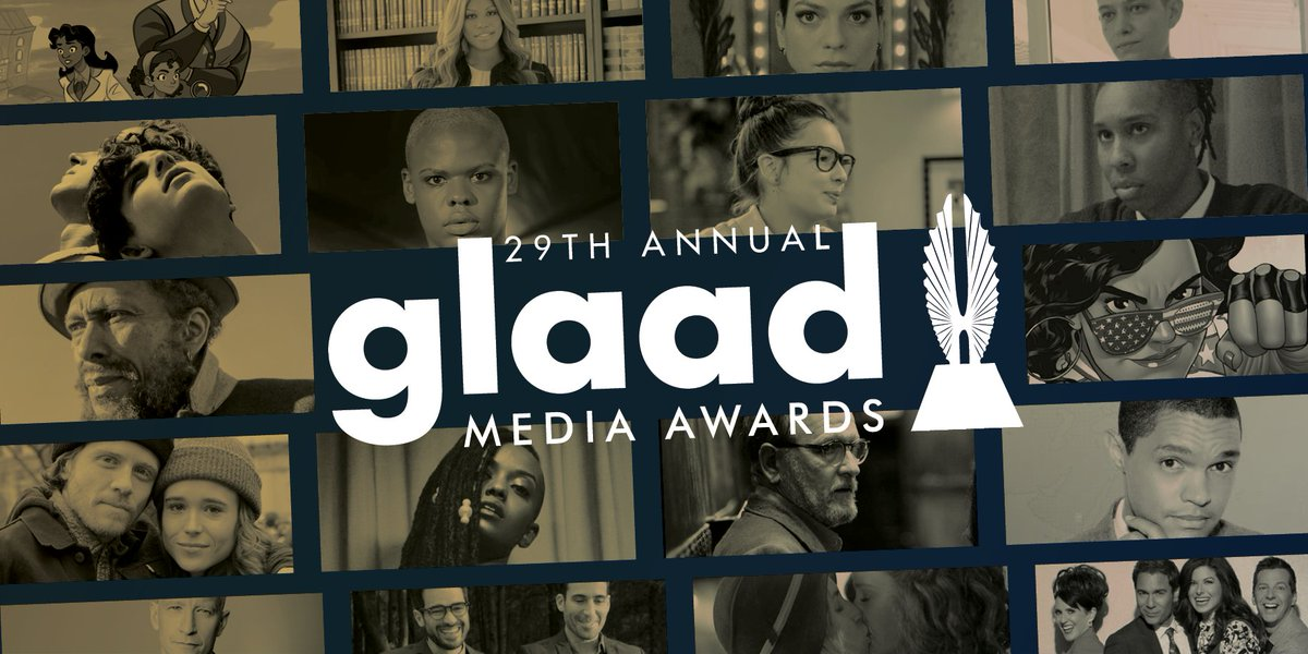 #GLAADAwards