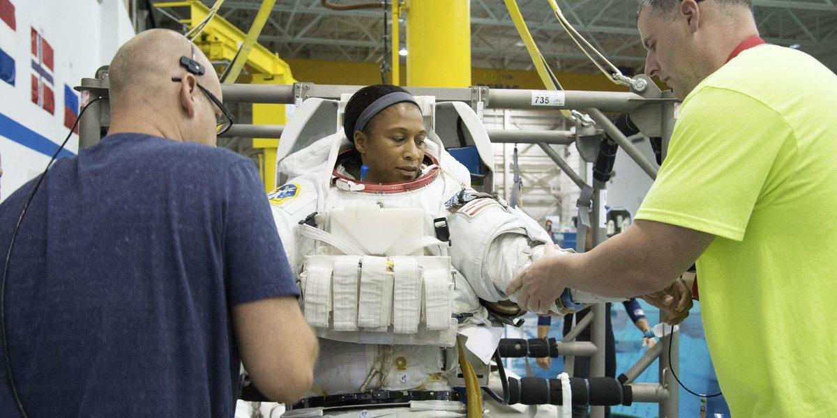 NASA bumps astronaut off space station flight
