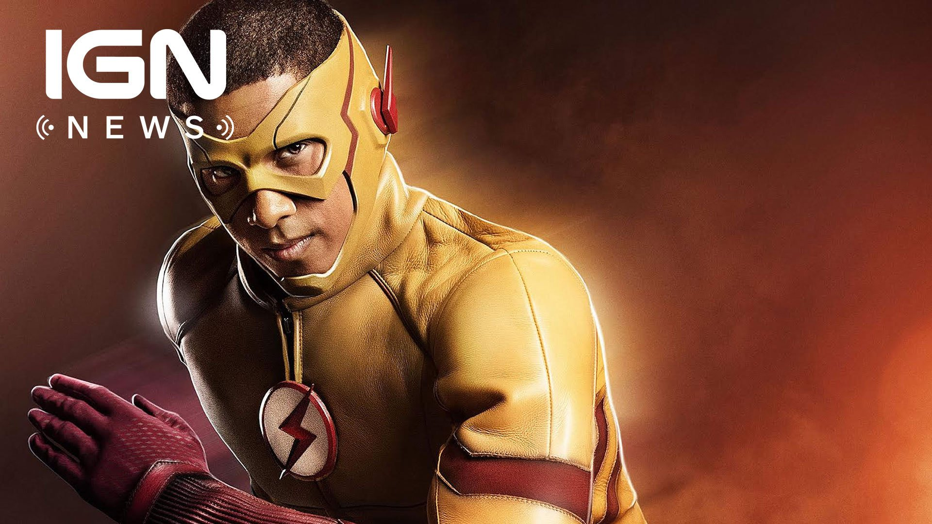 #KidFlash is joining the #LegendsOfTomorrow!!  https://t.co/dvsxoVYfoR https://t.co/YB5mPHiWUM