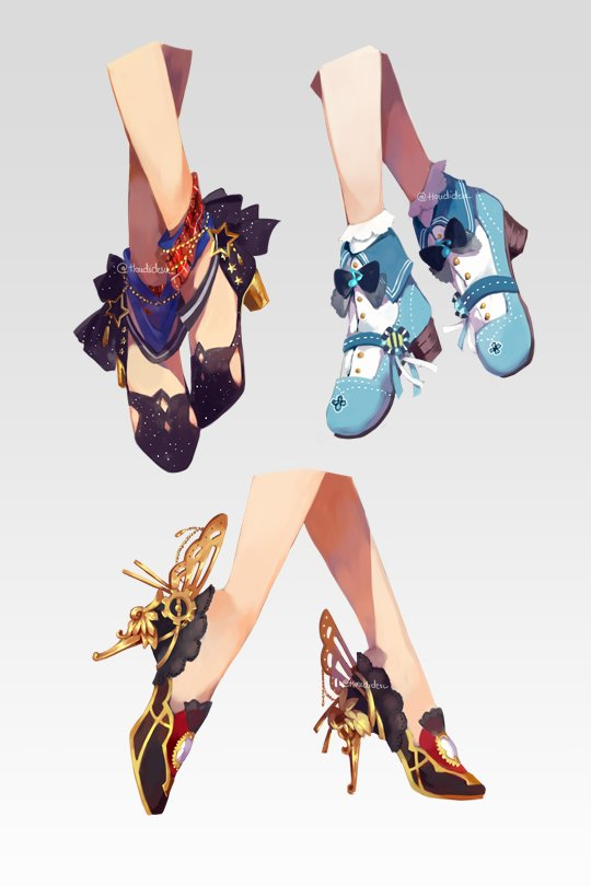 RT @houdidesu: Enstars x heels ① https://t.co/Vtb2Zew1Pa