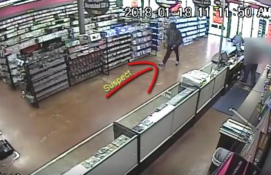 VIDEO: Gunman robs Little Rock video game store, police say