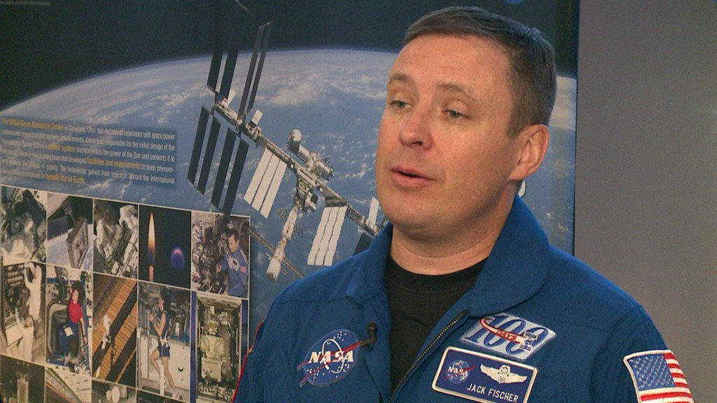 Back on Earth: Astronaut talks aliens, missions to Mars and importantresearch