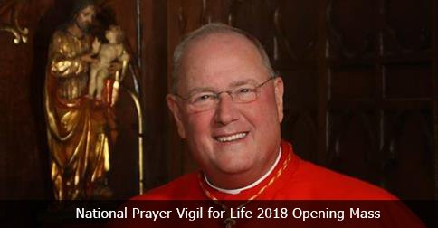 test Twitter Media - Here is my Homily for the National Prayer Vigil for Life Opening Mass at the Basilica of the National Shrine of the Immaculate Conception for the @March_for_Life. Thanks for listening! https://t.co/EANQbTvlsa https://t.co/bOKtK6LQsG