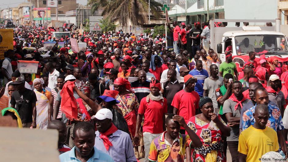 L'opposition togolaise en Guinée et au Ghana pour débuter le dialogue avec le gouvernement