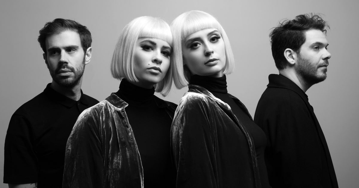 Lucius ready a new acoustic LP 'Nudes,' featuring Roger Waters and Wilco's Nels Cline https://t.co/pcaYqvyz09 https://t.co/AUQgil2Ad7