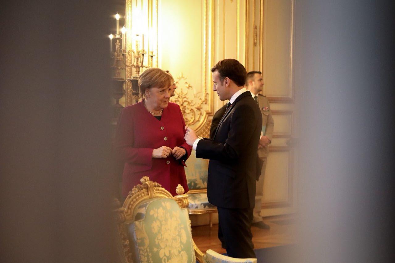 L'ambition que nous portons ne peut se conjuguer seule. Elle a besoin de l'ambition allemande. https://t.co/piPeLTBNVx