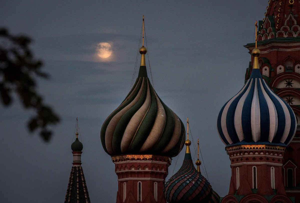 Did the Donald Trump-Russia dossier lead to a purge of spies by the Russian state?