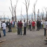 Memorial service for missing Lake Nakuru chopper crash victims put off