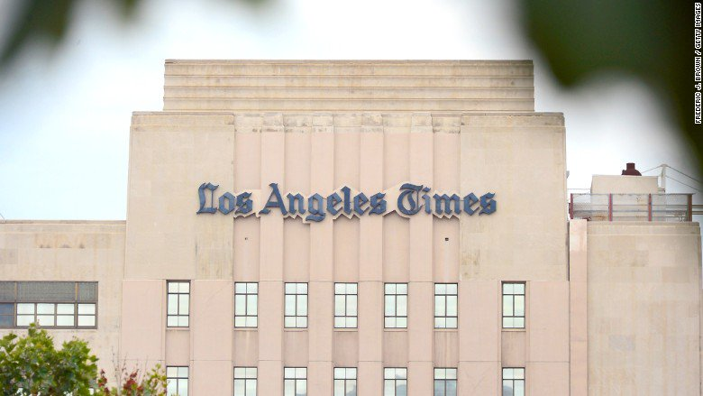 The newsroom employees of the Los Angeles Times have voted to form a union https://t.co/SAwRF9XHmj https://t.co/Egl4PgyanV