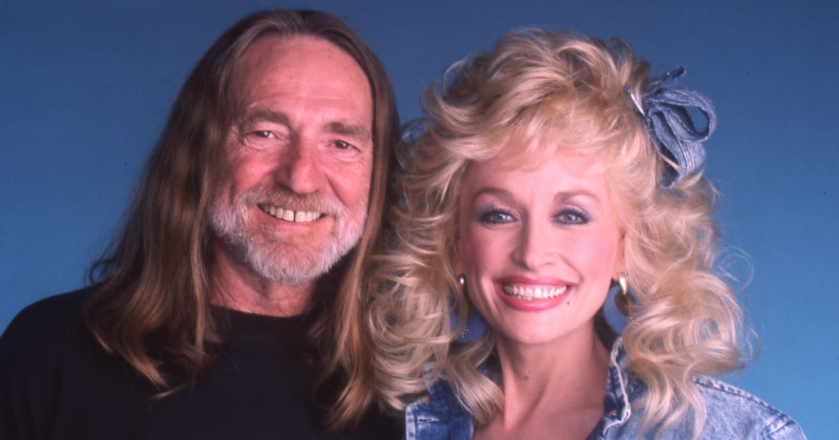 See Dolly Parton and Willie Nelson's performance of 'Happy, Happy Birthday Baby' in 1984 https://t.co/M8MTJbtg7L https://t.co/fo8ToTujJu