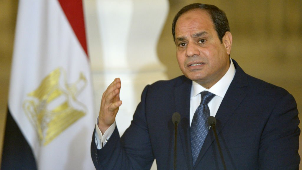 Egypt's President Sisi says he will stand for re-election
